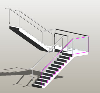 Glazed Balustrade Made Easy - Infinite BIM