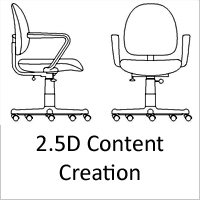 revit-2-5d-content-creation